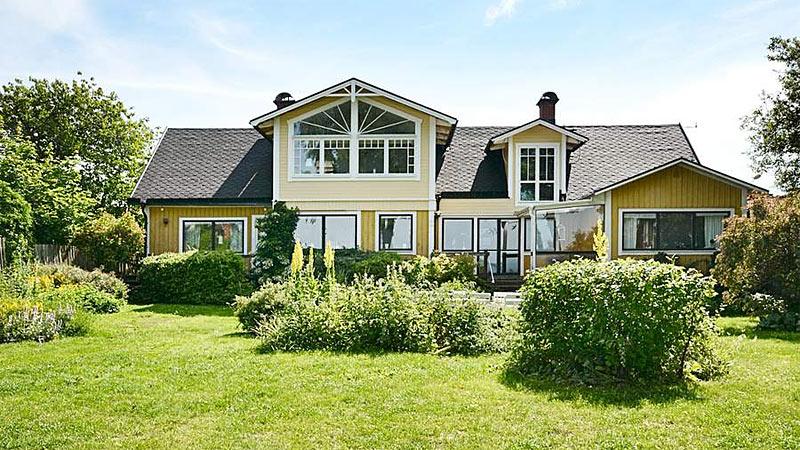 Sommerhus på Øland til 10 personer
