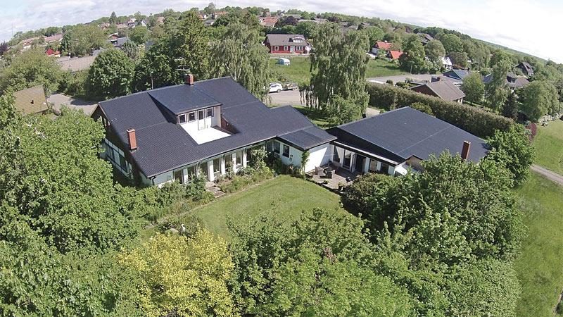 Sommerhus ved Tomelilla i Österlen til 10 personer