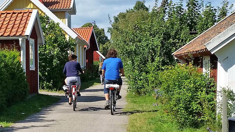 Cykelpakke med overnatning i østlige Blekinge