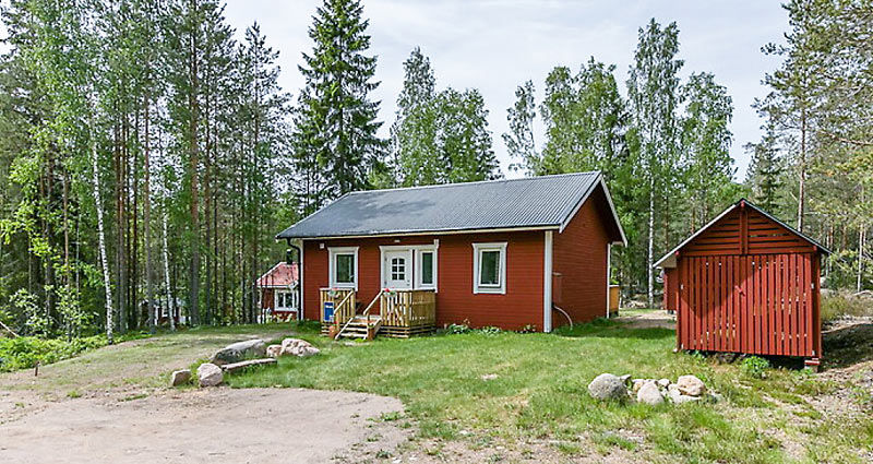 Feriehuset Blåbär 15 km fra Vimmerby