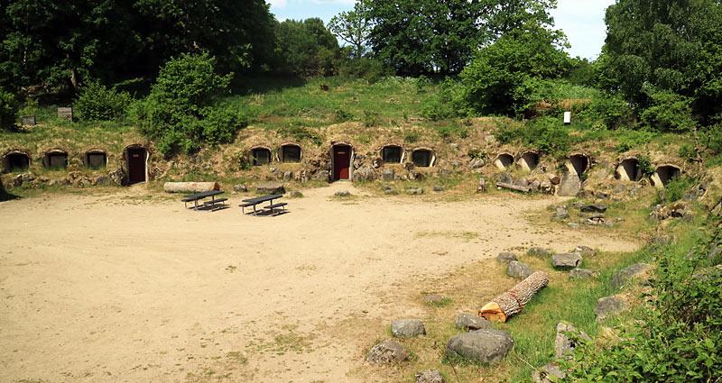 Grottbyn Vandrehjem