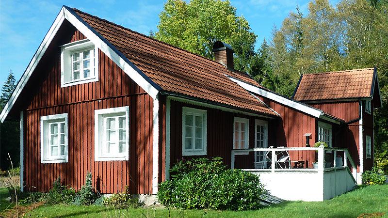 Ødegården Håkonstorpet i Skåne
