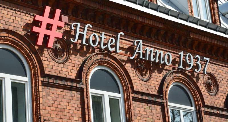 Hotel Anno 1937 i Kristianstad