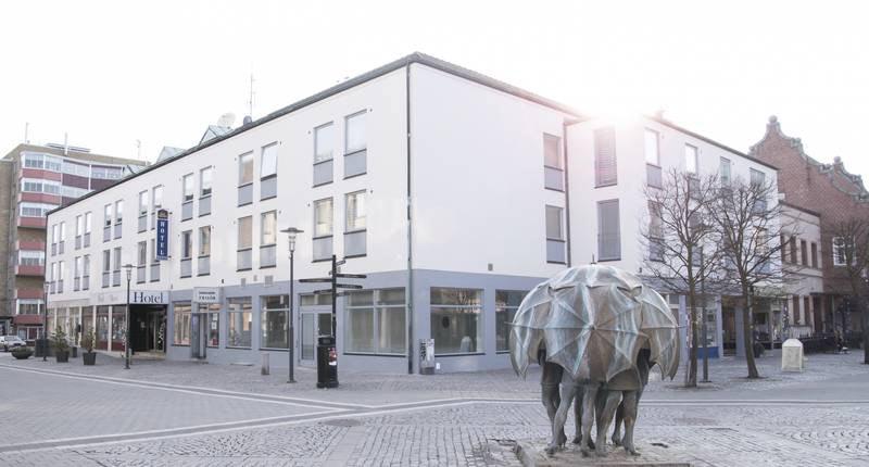 Best Western Hotel Hansa i Trelleborg