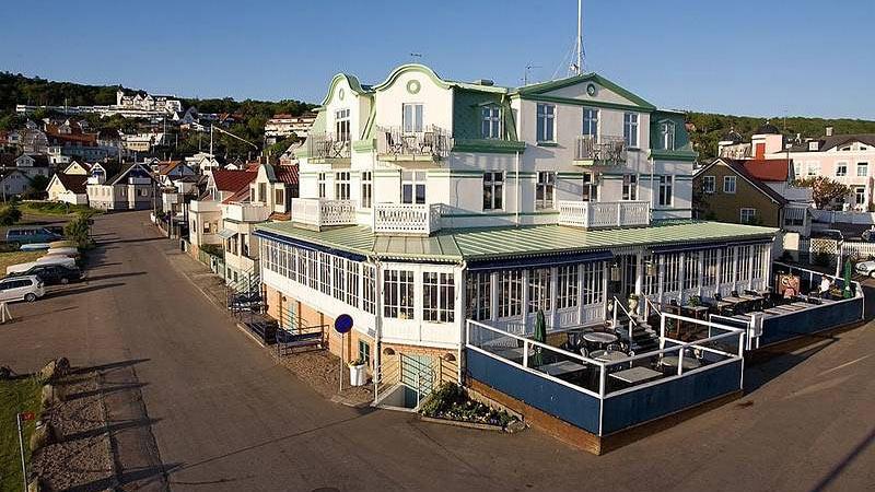 Hotel Kullaberg blev bygget i 1875