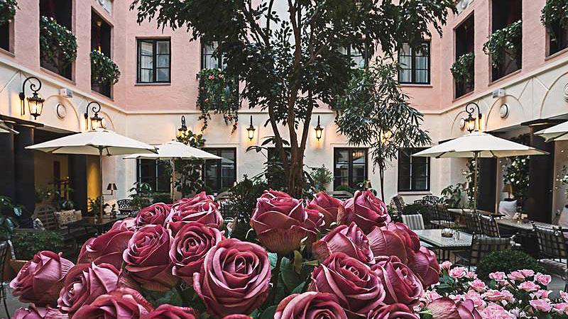 Hotel MJ's i Malmø