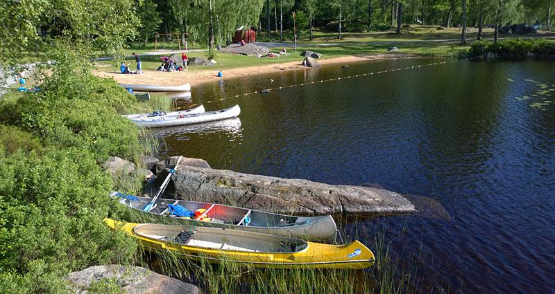 Långasjönäs Camping & Hytteby