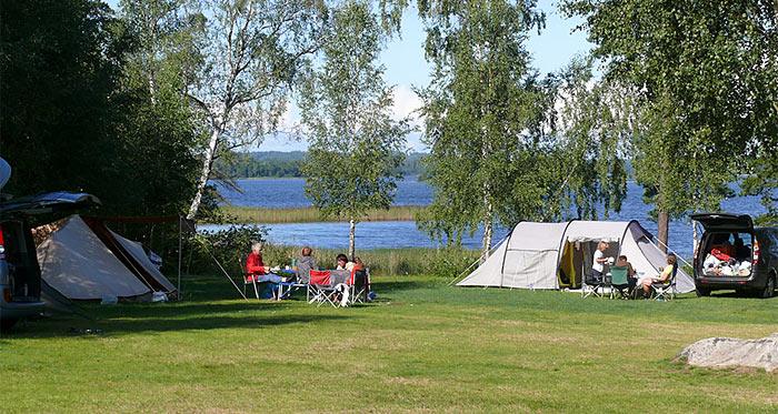 Mjölknabbens Camping