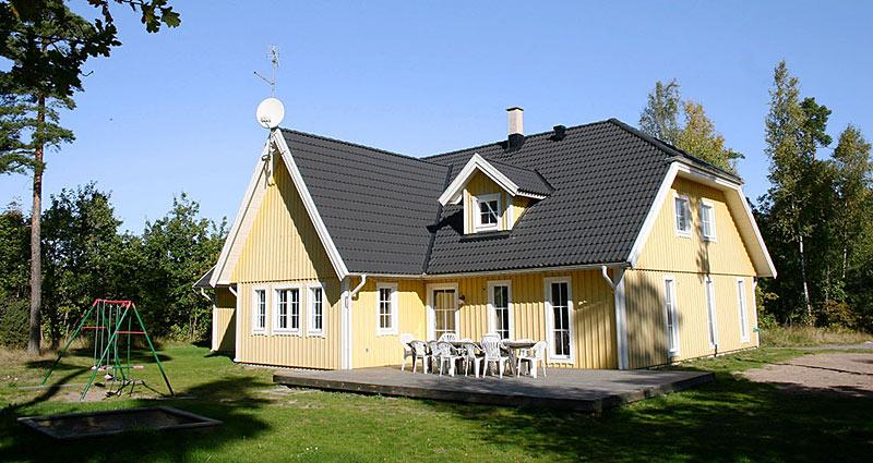 Skønt poolhus til 14 personer på Øland