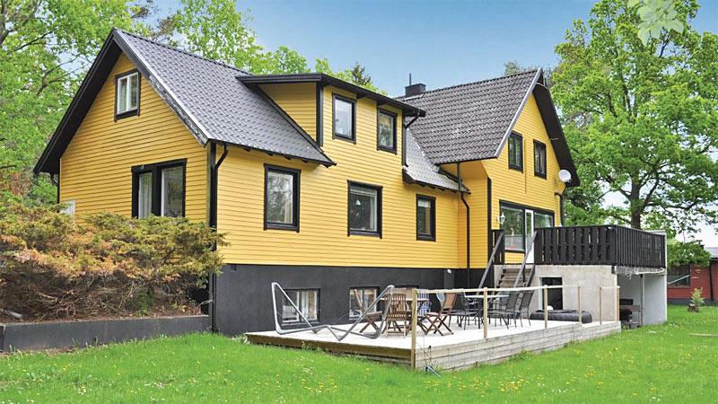 Feriehus i Halland til 12 personer