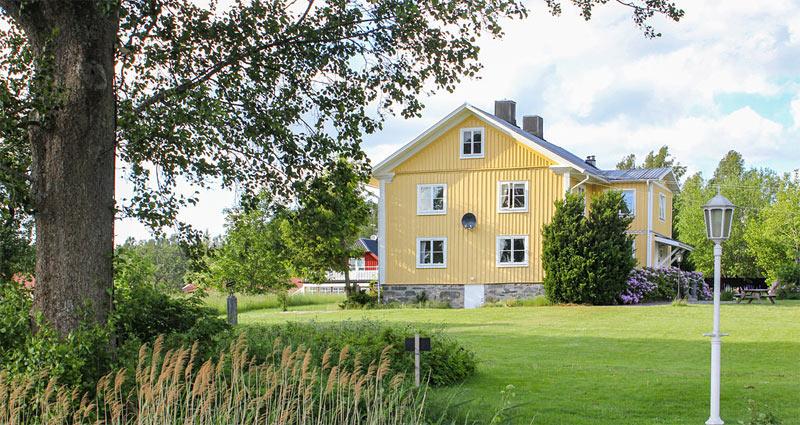 Sommerhus ved Urshult og Åsnen