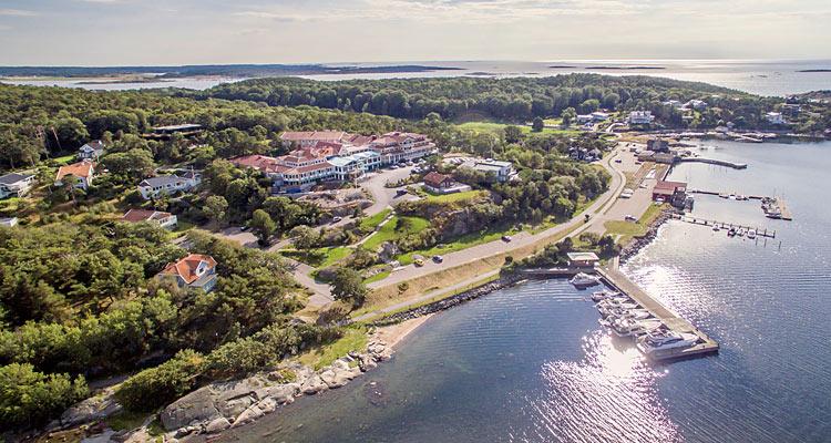 Säröhus Konferenshotell  - unik beliggenhed på vestkysten