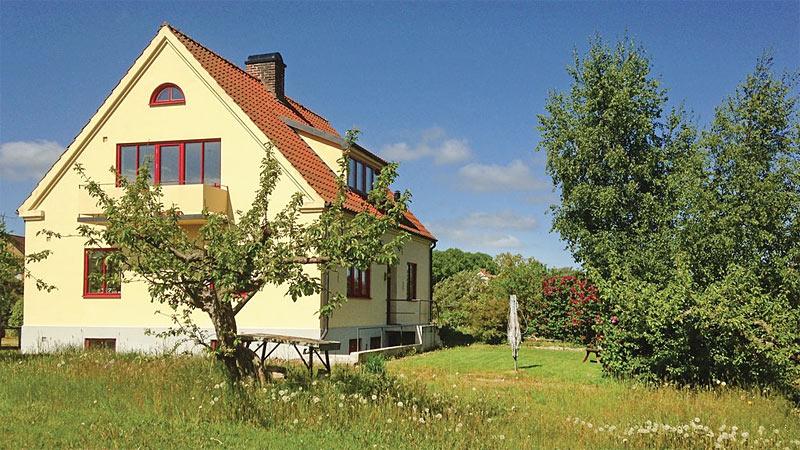 Sommerhus i Kivik nær havet til 10 personer