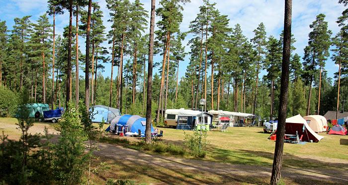 Spilhammars Camping I Småland