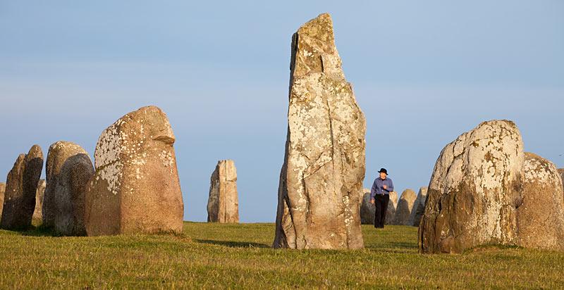 Stensætningen Ales stenar