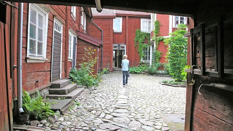Aschanska gården i Eksjö