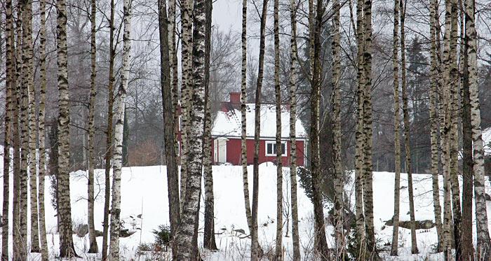 Her i Sverige køber danskerne fritidshus