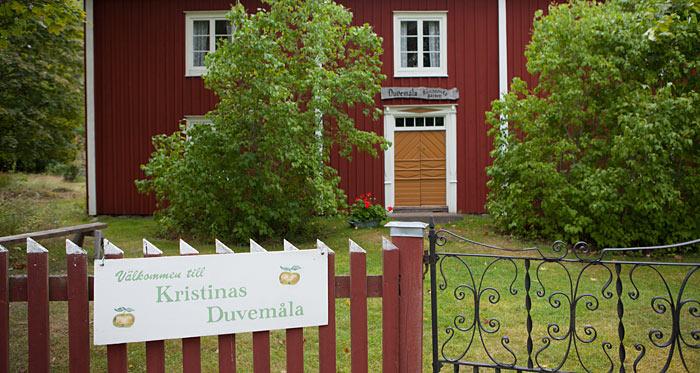 Rundqvistagården i Duvemåla
