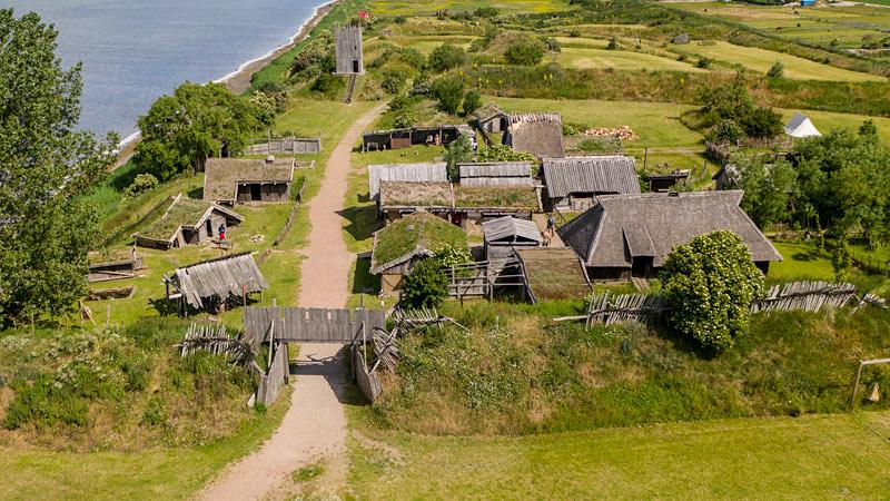 Fotevikens Museum og Vikingeby