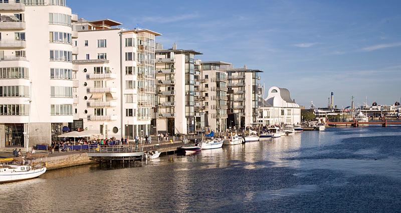 Norra Hamn i Helsingborg