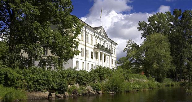 Huseby herregård fra 1844