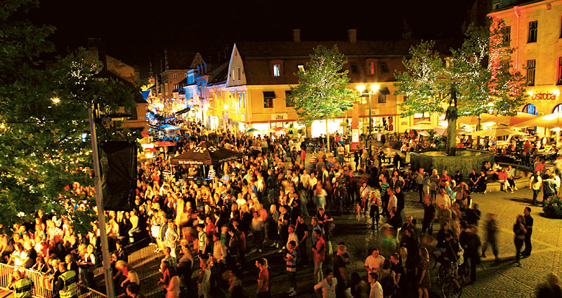Byfest i Kalmar