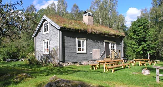 Klasatorpet ved Långasjö i Småland