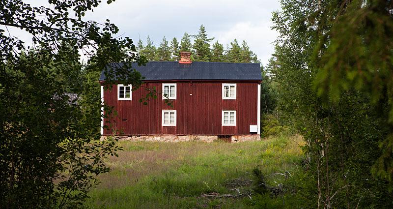 Svensk ødegård