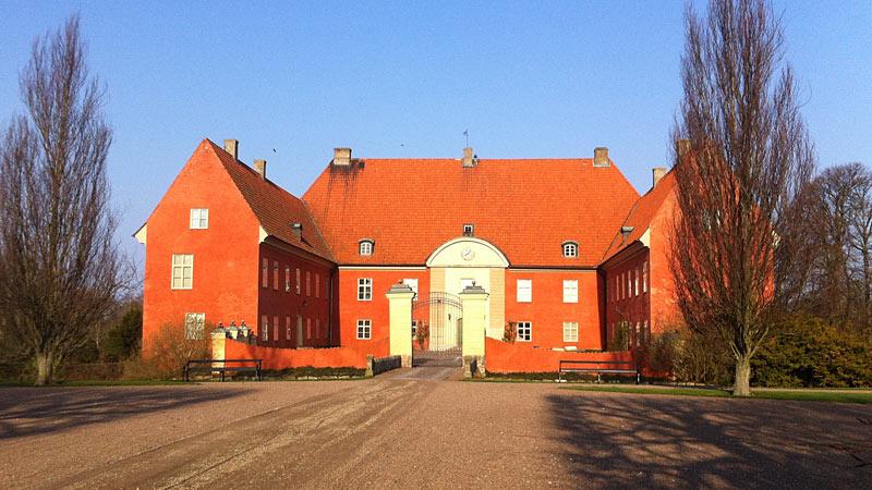 Krapperups Slot i Skåne