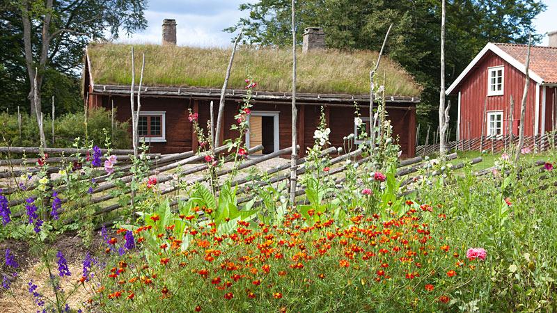 Linnéstugan i Råshult