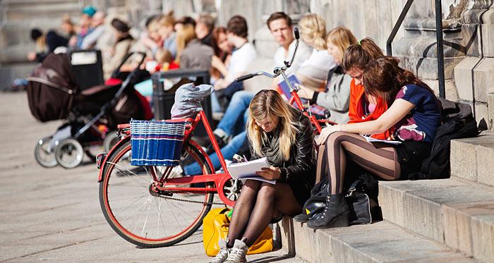 Lund er en charmerende universitetsby