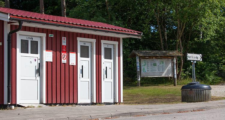 Rasteplads i Skåne