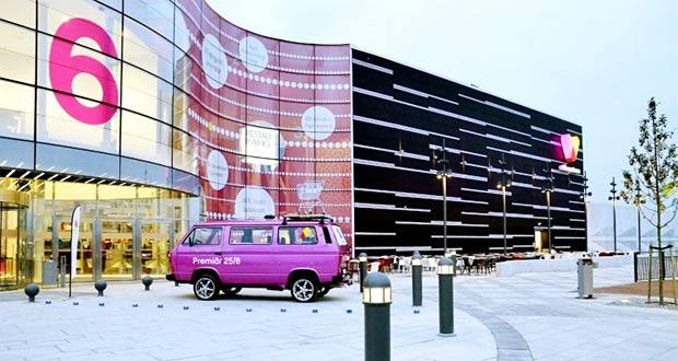 Shoppingcentret Väla Centrum ved Helsingborg