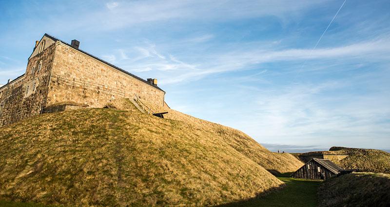 Varbergs fæstning