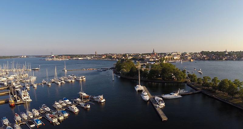 Västerviks gamle bydel