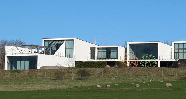 VIDA Museum og Kunsthal, Øland