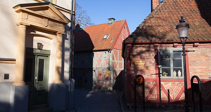 Ystads gamle bydel