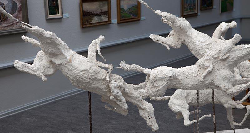 Asmund Arle, Ystads Kunstmuseum