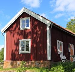 Små træhuse til salg