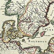 kort over nord sverige