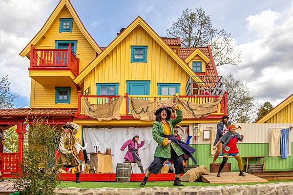 Astrid Lindgrens Verden Abningstider Priser Overnatning