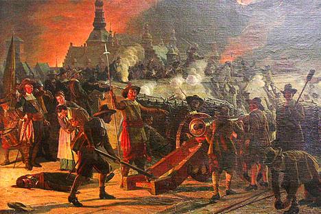 Freden I Roskilde Roskildefreden 1658