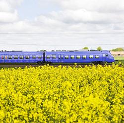 Transport til og fra det sydlige Sverige