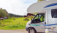 Besøg landsbyer og tag på gårdbesøg i lejet autocamper