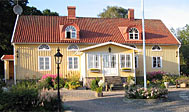 Gällareds Bed & Breakfast uden for Ullared, Halland, Sverige