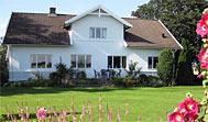 Headals Bed & Breakfast ligger centralt i det nordvestlige Skåne