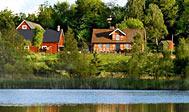 Hunseröds Bed og Breakfast, 60 km øst for Helsingborg, Sverige