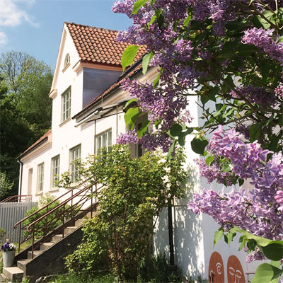 Mellby11 Bed & Breakfast ved Kivik