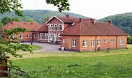 Pensionat Söderåsen i Skåne, Sverige