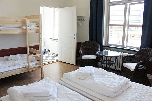 Bed & Breakfast Stationen i Ystad